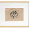 Coral Fossil Circle by Janet Botes