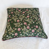 Cotton Scatter Cushion ~ Vygies by CoralBloom Studio