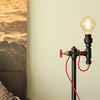 Count Olaf Industrial Table Lamp by Southern Lights Lamp Co