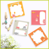 Cute Animal Set of 4 Tags or Labels or Stickers by The Art of Creativity Studio