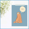 Sloths Set of 3 Posters/Prints/Wall Art by The Art of Creativity Studio