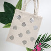 Delicious Monster Tote  by Love & Sparkles