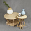 Twirl Stool - Natural by Leg Studios