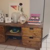 4 Drawer TV Cabinet / Stand by The Pallet Collection