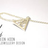 Hallows Necklace by Eon Hoon Jewellery Design
