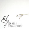 Sterling Silver Baby Wishbone Necklace by Eon Hoon Jewellery Design