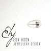 Skull stack ring by Eon Hoon Jewellery Design