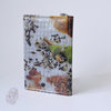 Passport cover upcycled spice packet by Creative Lines