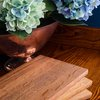 Marx Plank- Oak Chopping & Serving Board by African Contemporary