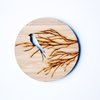 Bird branch - Bamboo Coasters by HALLO JANE