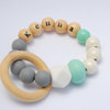 Personalised name teether by Rosa & Mae - Kids Design