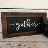 Wooden sign, wall decor, home decor by Hope Creations