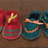 FELT SHOES FOR BABIES by Oulik