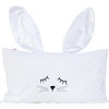 FUNNY BUNNY Standard Pillowcase by Big Heart Company
