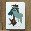 ​Goat poet greeting card by Terrapin and Toad