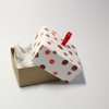 Origami Gift Box with Hand Painted Lid by Two Fold Origami