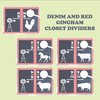 Baby wardrobe dividers DIY printables by hcmorrison printables