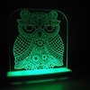 Owl Designer Light by Illuminate Creations