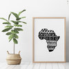 African Tales Wall Art Printable by Sugar and Vice