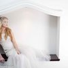Vintage Lace Bridal Gown by Molteno Creations Bespoke Couture