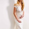Grace, classic lace bodice wedding dress by Molteno Creations Bespoke Couture