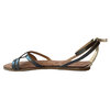 Emily Sandals Silver SA/UK 4-8 by John Buck
