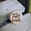 Cork Stopper  by Betty Boo