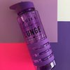 Ladies who Lunge Sports BPA free Bottle with infuser Athleisure purple by Fineapple