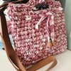 Pink camo handbag by Finesse Studio online Boutique