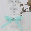 Single wedding candle-TWO LIVES by Timeless Memories