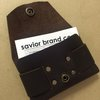 Samuel - Leather Card Wallet by Savior Brand Co