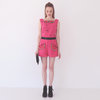 HOT PINK WATERMELON PLAYSUIT (As seen in BLOSS Magazine) by Call A Cab & Take It Slow