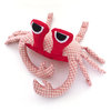 Scrappy Buddy Soft Toy - CR0001 by The Twisted Cloth