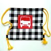 Toy Tote Drawstring Bag by Lovely
