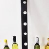 Skeef - Six Love - 6 bottle holder wall mounted by madebyMilos