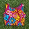 Mbali Crop Top & Matching Pencil Skirt by 4EverCaptivating