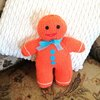 Gingerbread Man by Baby Cuddles
