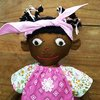 African Rag Doll for kids. by Rose Patch