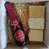 Something for the ladies: Bubbly & soap by Fijn gift boxes