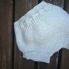 Knitted daiper cover 3 - 6  months by PrettyThings