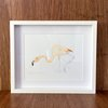 Printable wall art - Flamingo illustration by Tomme Thumb