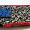 shweshwe cell phone case by helgé original hand made fabric wallets and bags