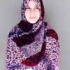 Arabic calligraphy scarf  by HS Collection SA