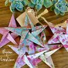 Origami stars set 10pc by Elysian Creations