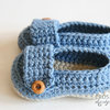 Little Prince Loafers by Croshka Designs