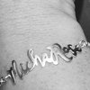 Name Bracelet by GK Jewellery