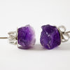 Amethyst Earrings by Annemae