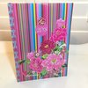 "Lou Harvey ""Floral stripe"" management diary by Origin Stationery"