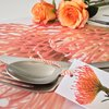 Disposable placemats: PINCUSHIONS orange (25 In Pack) by TableArt