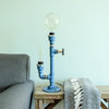 Miss Violet Table Lamp by Southern Lights Lamp Co